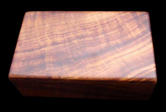 Maui Koa Wood Products by Calisto Palos Junior